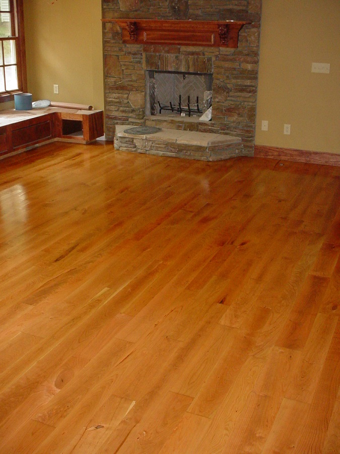 Cherry Hardwood Flooring Unfinished Cherry Hardwood