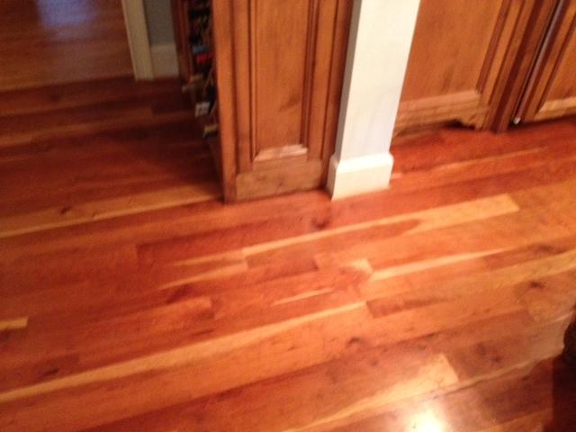 Rustic Cherry Hardwood Flooring Ourcozycatcottagecom