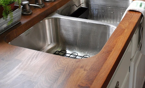 Wood Countertop Maintainence