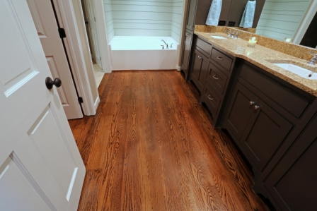 Red Oak Select, Plank