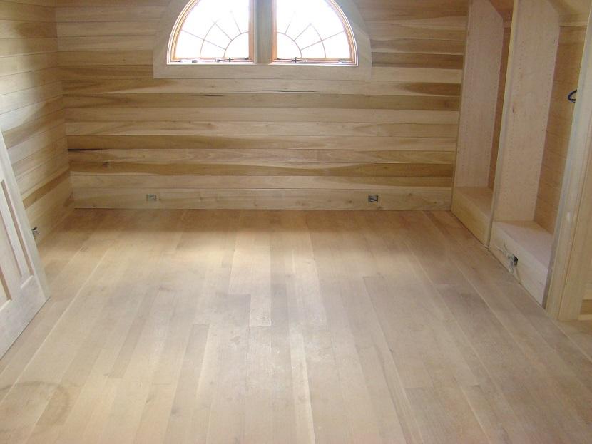 Hardwood Quarter Sawn White Oak Flooring Unfinished