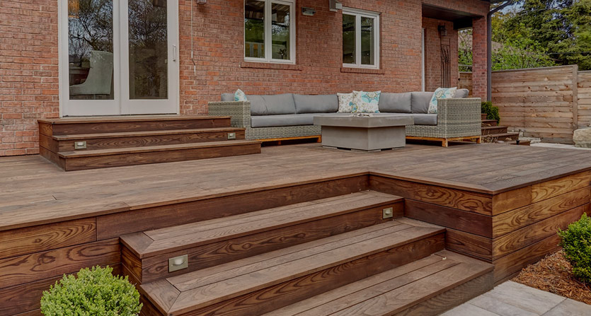 Thermo Modified Decking Tidewater Lumber Amp Mouldings