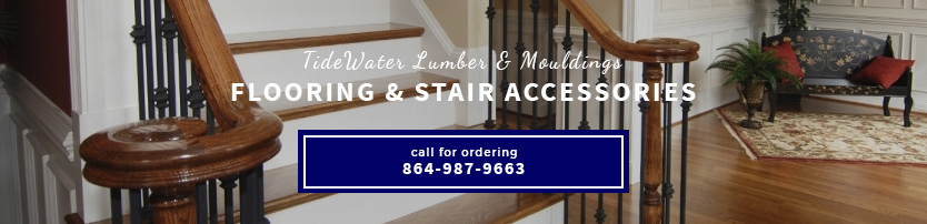 Tidewater Lumber Stair Accessories