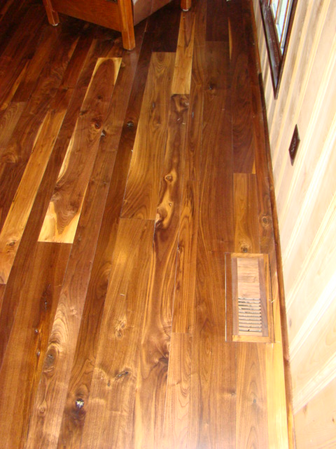 Walnut Hardwood Flooring Unfinished Walnut Flooring