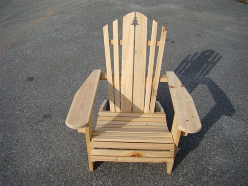 Superieur Cypress Adirondack Chair. Larger Photo