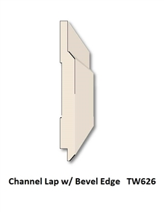 Channel Lap w/ Bevel Edge