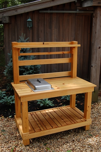 Incroyable Potting Bench