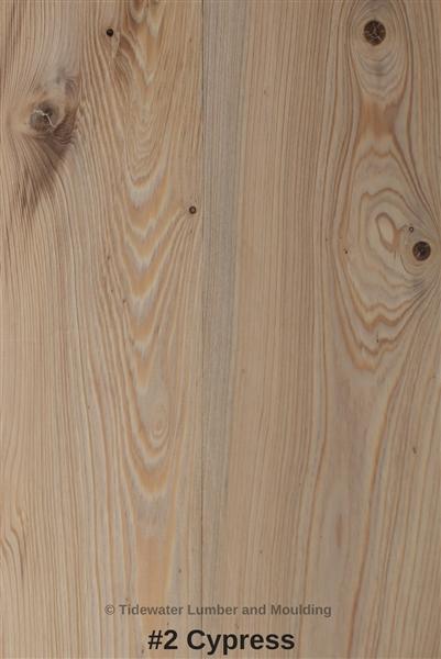 Cypress Lumber Cypress Siding Tidewater Lumber Amp Mouldings