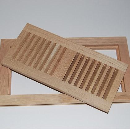 Wood Vents Flooring Vents Wood Flooring Vents Flush Mount Vents