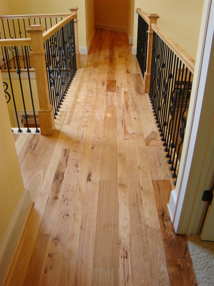 Hickory Hardwood Flooring | Hickory Unfinished Flooring ...