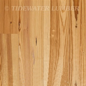 New Heart Pine Flooring