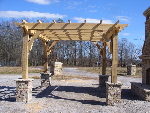 Wooden Arbor Designs