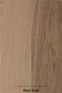 Red Oak Hardwood Lumber