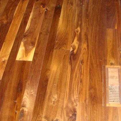 Walnut Hardwood Flooring