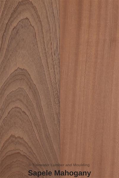 Sapele Mahogany Wood ~ Mahogany lumber hardwood