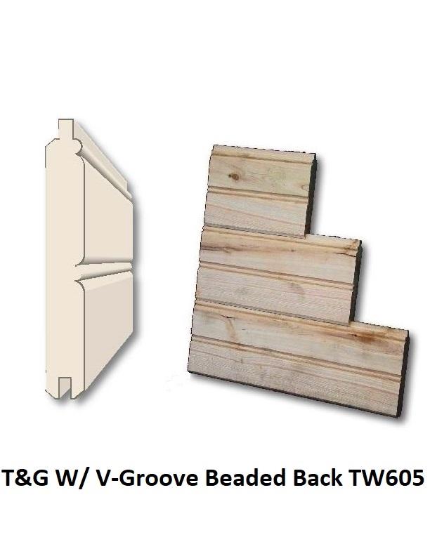 Nickel Gap Tongue & Groove & Shiplap Paneling | Tidewater