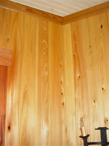 Cypress Tongue Groove With Bead Cypress Paneling