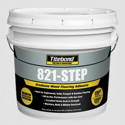 TITEBOND 821 STEP ADHESIVE