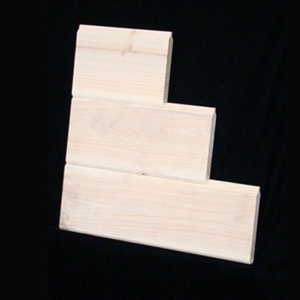 Cypress tongue groove and v join | Cypress paneling | Cypress 1 x 6 paneling | Pine paneling