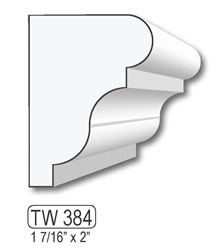 TW-384 Applied Moulding