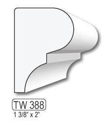 TW-388 Applied Moulding