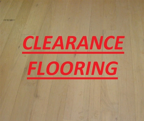 Hardwood floor clearance home flooring ideas for Clearance hardwood flooring