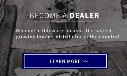 Become a Tidewater Lumber Dealer